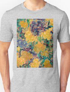 flores amarillas Unisex T-Shirt