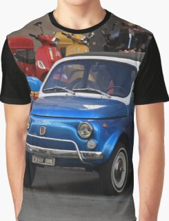 Fiat 500 Graphic T-Shirt
