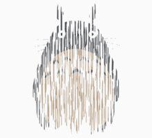 My Neighbor Totoro - Rain One Piece - Short Sleeve