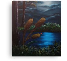 A Gentle Lullaby Canvas Print