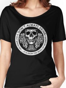 Skull Goblet Women's Relaxed Fit T-Shirt