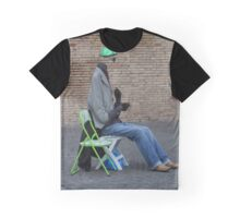 The Invisible Man Graphic T-Shirt