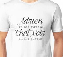 Adrien in the streets... Unisex T-Shirt