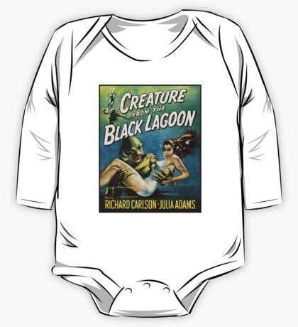 Creature From The Black Lagoon One Piece - Long Sleeve