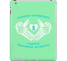 Everyday Superheroes - Trigeminal Neuralgia iPad Case/Skin