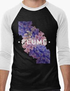 flume skin - black Men's Baseball ¾ T-Shirt