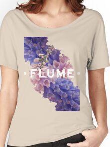 flume skin - black Women's Relaxed Fit T-Shirt