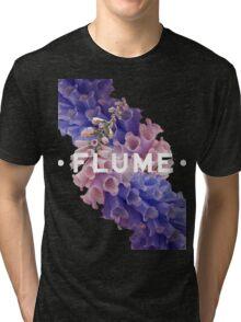 flume skin - black Tri-blend T-Shirt