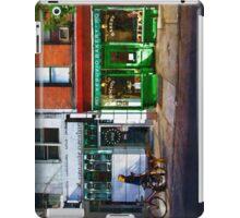 Soho Street Scene iPad Case/Skin