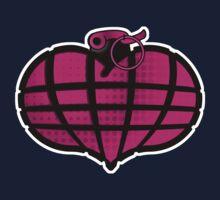 HeartGrenade: Pinky-G Kids Tee