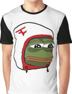 FaZe Pepe Graphic T-Shirt