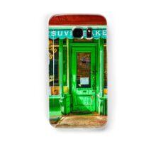 Soho Bakery Samsung Galaxy Case/Skin