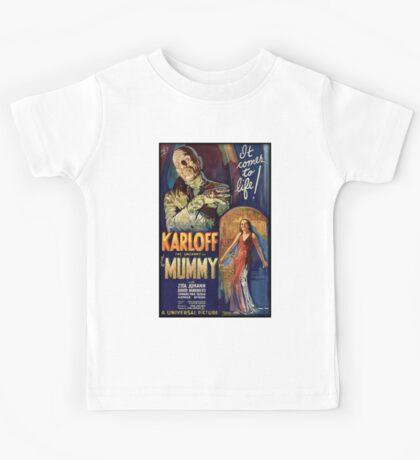 The Mummy Kids Tee