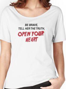 Preacher - Open Your Heart Women's Relaxed Fit T-Shirt