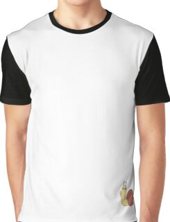 Adventure Time Snail Trance - Small Graphic T-Shirt
