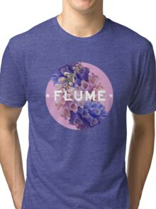 flume skin - full Tri-blend T-Shirt