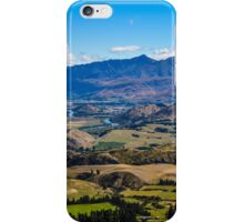 Queenstown countryside, New Zealand iPhone Case/Skin
