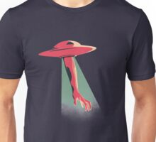 UFO Abduction Unisex T-Shirt