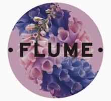 flume skin - circle One Piece - Long Sleeve