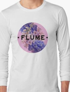 flume skin - circle Long Sleeve T-Shirt