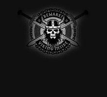 Viking skull and crossed swords Unisex T-Shirt