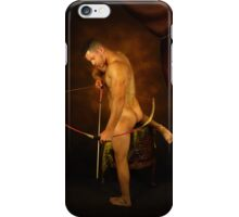 the embracing of shadows iPhone Case/Skin