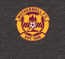 Motherwell FC Badge - Scottish Premier League Unisex T-Shirt