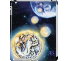 Serenity to Earth iPad Case/Skin