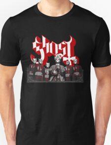 Papa Emeritus & Nameless Ghouls (Ghost Ghost BC) Unisex T-Shirt