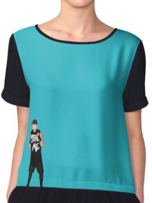Kevin Owens FIGHT ME Chiffon Top