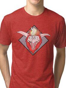 Labyrinth Firey Tri-blend T-Shirt