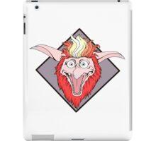 Labyrinth Firey iPad Case/Skin