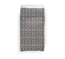 Lace Screen Duvet Cover