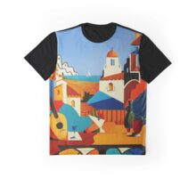 Passion For Life Graphic T-Shirt