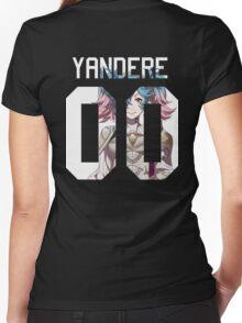 Fire Emblem Fates - Peri (Yandere) Women's Fitted V-Neck T-Shirt