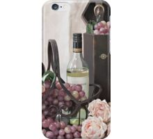 Our Wine Tasting Day iPhone Case/Skin