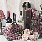 Our Wine Tasting Day by Sherry Hallemeier