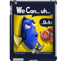 We Can... uh... Do It! iPad Case/Skin