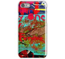 Graffiti #20a iPhone Case/Skin