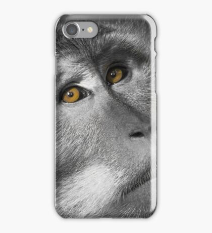 The Wise Monkey iPhone Case/Skin