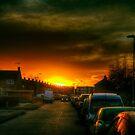 Harlow Sunset by Nigel Bangert