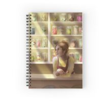 Sweetie Spiral Notebook
