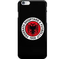Albanian Football Team iPhone Case/Skin