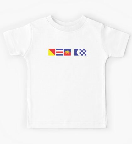 Say if for the Ocean Kids Tee