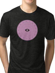 Flume circle Tri-blend T-Shirt