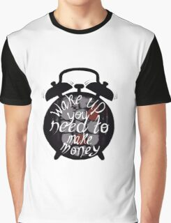 Stressed out clock Graphic T-Shirt