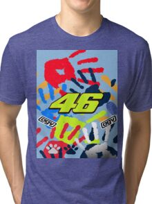 Valentino Rossi Misano Tri-blend T-Shirt