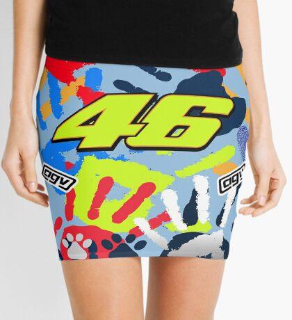 Valentino Rossi Misano Mini Skirt