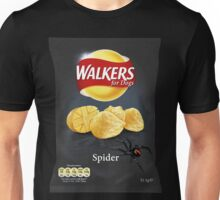 Walkers for Dogs - Spider flavour Unisex T-Shirt