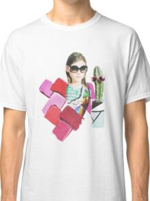 collage design  Classic T-Shirt